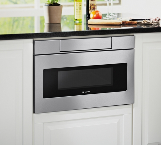 Smd3070as Sharp 30 Microwave Drawer Oven With Hidden