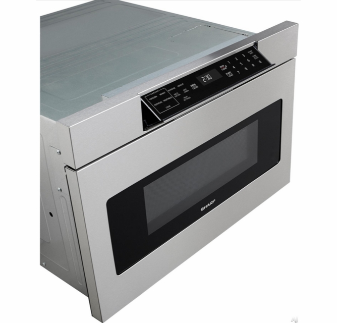 Smd3070as Sharp 30 Microwave Drawer