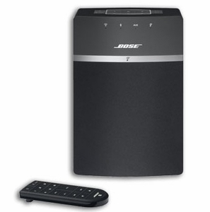 SOUNDTOUCH10 Bose Wireless Music System - Black