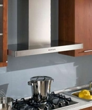 "STIL48SS600B Faber Designer Collection 48"" Stilo Wall Hood - Stainless Steel"