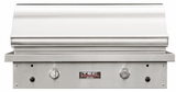 "STPFR2NT TEC Infrared 44"" Sterling Patio FR Series Natural Gas Built-In Grill with Rapid Preheat and Self-Cleaning Cooking Surface - Stainless Steel"