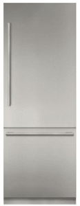 "T30IB900SP Thermador Freedom 36"" Built-In Bottom Mount Refrigerator with ThermaFresh System and SoftClose - Custom Panel"