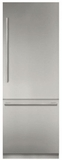 "T30IB900SP Thermador Freedom 30"" Built-In Bottom Mount Refrigerator with ThermaFresh System and SoftClose - Custom Panel"