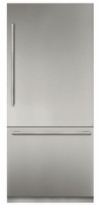 """T36IB900SP Thermador 36"""" Freedom Collection Built-In Bottom Mount Refrigerator with ThermaFresh System and SoftClose - Custom Panel"""
