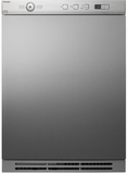 T754CT Asko Family Size Line Series Non-Vented Electric Dryer - Titanium
