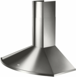 "TEND36SS300B Faber Decorative Collection 36"" Tender 300 CFM Wall Hood - Stainless Steel"