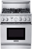 "Thermador All Gas Ranges Liquid Propane - 30"" WIDE"