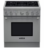 """Thermador All Gas Ranges Liquid Propane - 30"""" WIDE"""