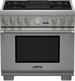 """Thermador All Gas Ranges Liquid Propane - 36"""" WIDE"""