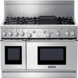 "Thermador All Gas Ranges Liquid Propane - 48"" WIDE"