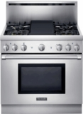 Thermador All Gas Ranges NATURAL GAS