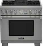 "Thermador All Gas Ranges Natural Gas - 36"" WIDE"