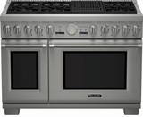 "Thermador All Gas Ranges Natural Gas - 48"" WIDE"