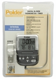 THM36286 Polder Digital In-Oven Thermometer/Timer