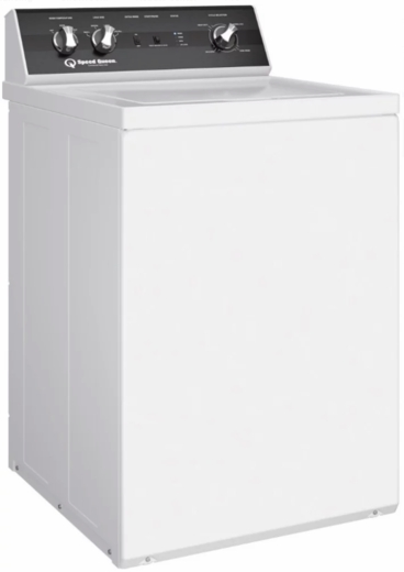 """TR3000WN Speed Queen 26"""" Top Load Washer with 4 Preset Cycles and Extra Rinse Option - White"""