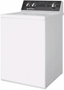 """TR5000WN Speed Queen 26"""" Top Load Washer with 6 Preset Cycles and Auto Fill System - White"""