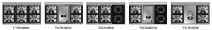 TVDR4802GIDB Viking Tuscany 48 Inch Pro-Style Dual Fuel Range with 2 20,000 BTU Gas Burners, Griddle and 2 Induction Elements - Natural Gas - Dark Blue