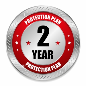 TWO YEAR Major Appliance under $2500 - Service Protection Plan