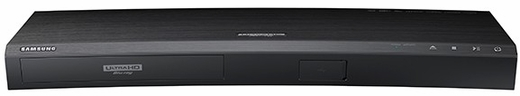 UBDK8500 Samsung 4K 3D Blu-Ray Player with Smart TV, 4K Streaming & Wi-Fi