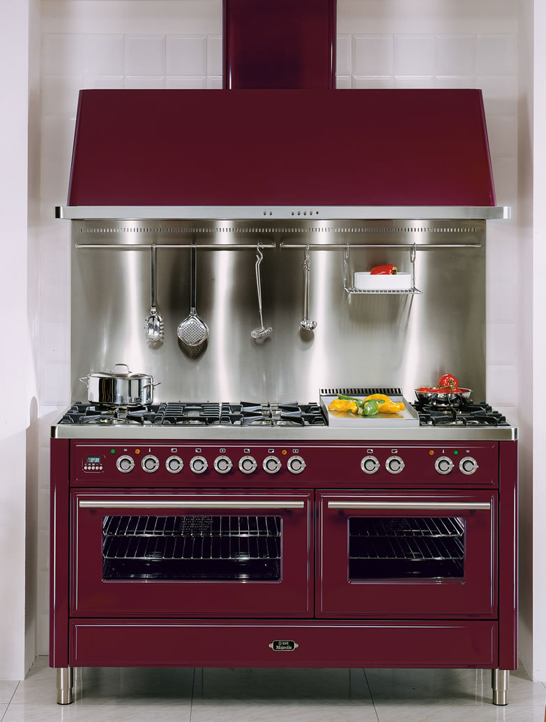 Side by side double oven gas stove - Side By Side Double Oven Gas Stove 46