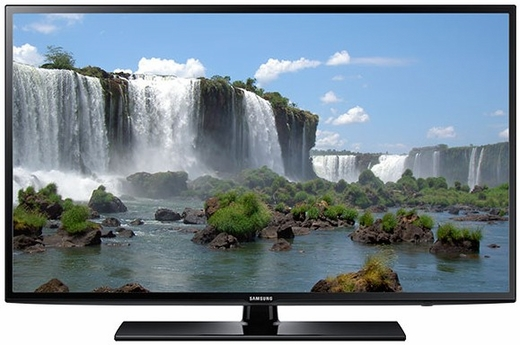 "UN55J6200 Samsung 55"" LED 1080p Smart HDTV with Motion Rate 120 & Built-in Wi-Fi - Energy Star"
