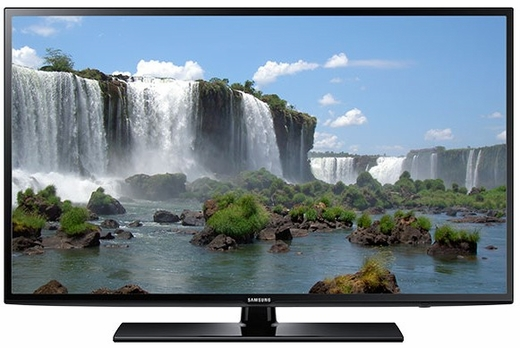 "UN60J6200 Samsung 60"" LED 1080p Smart HDTV with Motion Rate 120 & Built-in Wi-Fi - Energy Star"