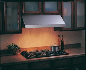 """UP26M48SB Best Classico Poco 48"""" Stainless Steel Pro-Style Range Hood - Stainless Steel"""