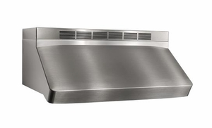 "UP27M48SB Best Centro Poco Series 48"" Stainless Steel Pro-Style Range Hood"