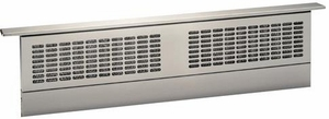 """UVB30SKSS GE 30"""" Universal Telescopic Downdraft System with 370 CFM Venting - Stainless Steel"""