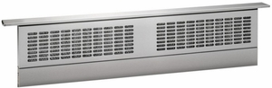 "UVB36SKSS GE 36"" Universal Telescopic Downdraft System with 370 CFM Venting - Stainless Steel"