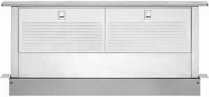 UXD8630DYS Whirlpool 30-Inch Retractable Downdraft System with 600 CFM Interior Blower Motor - Stainless Steel