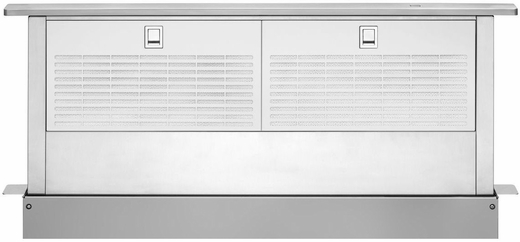 UXD8636DYS Whirlpool 36-Inch Retractable Downdraft System with 600 CFM Interior Blower Motor - Stainless Steel