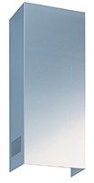 "VAL30S Air King Valencia Series 30"" Wall Hood with 500 CFM Blower - Stainless Steel"