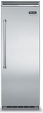 "VCFB5303RSS Viking Professional 30"" All Freezer with ProChill Temperature Management & Icemaker - Right Hinge - Stainless Steel"