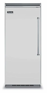 """VCFB5363LSS Viking Professional 5 Series Built In 36"""" All Freezer (Left Hinge) - Stainless Steel"""