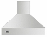 """VCIH54208SS Viking Professional 5 Series 42"""" Wide 18"""" High Chimney Island Hood - Stainless Steel"""