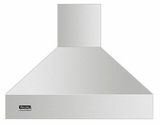 """VCIH55408SS Viking Professional 5 Series 54"""" Wide 18"""" High Chimney Island Hood - Stainless Steel"""