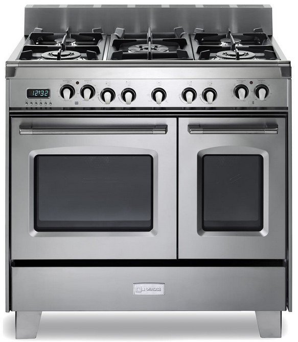 Stainless Steel Kitchen Stove 36 inch electric range at us appliance