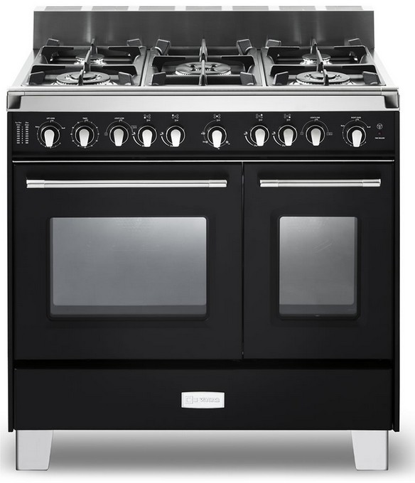 gas range with double ovens at us appliance