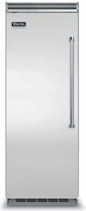 """VCRB5303LSS Viking Professional 30"""" All Refrigerator with ProChill Temperature Management - Left Hinge - Stainless Steel"""