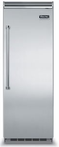 """VCRB5303RSS Viking Professional 30"""" All Refrigerator with ProChill Temperature Management - Right Hinge - Stainless Steel"""
