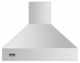 """VCWH53048SS Viking Professional 5 Series 30"""" Wide 18"""" High Chimney Wall Hood - Stainless Steel"""