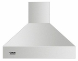"""VCWH54248SS Viking Professional 5 Series 42"""" Wide 18"""" High Chimney Wall Hood - Stainless Steel"""