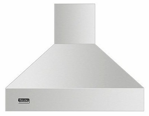 """VCWH56048SS Viking Professional 5 Series 60"""" Wide 18"""" High Chimney Wall Hood - Stainless Steel"""
