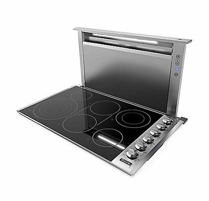 Vdd5480ss Viking 48 Built In Professional 5 Series Downdraft Ventilation System Stainless Steel