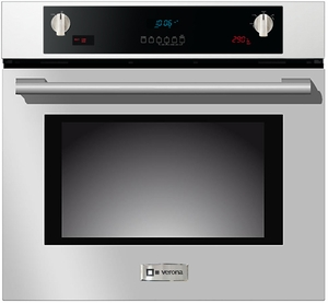 "VEBIEM3030SS Verona 30"" Electric Self Cleaning Wall Oven - Stainless Steel"