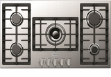 "VECTGM365SS Verona 36"" Gas Cooktop - Designer Series - Stainless Steel"