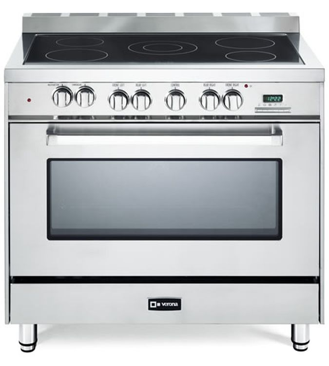 36 inch electric range