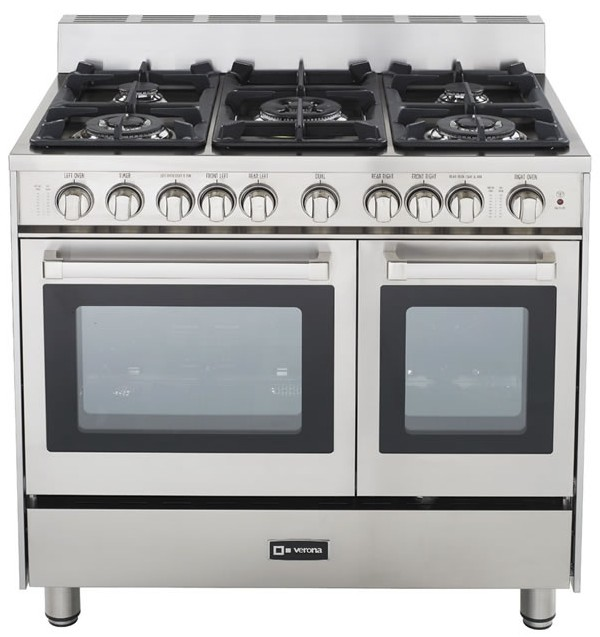 36 double oven electric range at us appliance