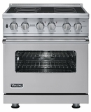 """VESC5304BSS Viking 30"""" Electric Self-Clean Freestanding Pro Style Range Professional Series - Stainless Steel"""